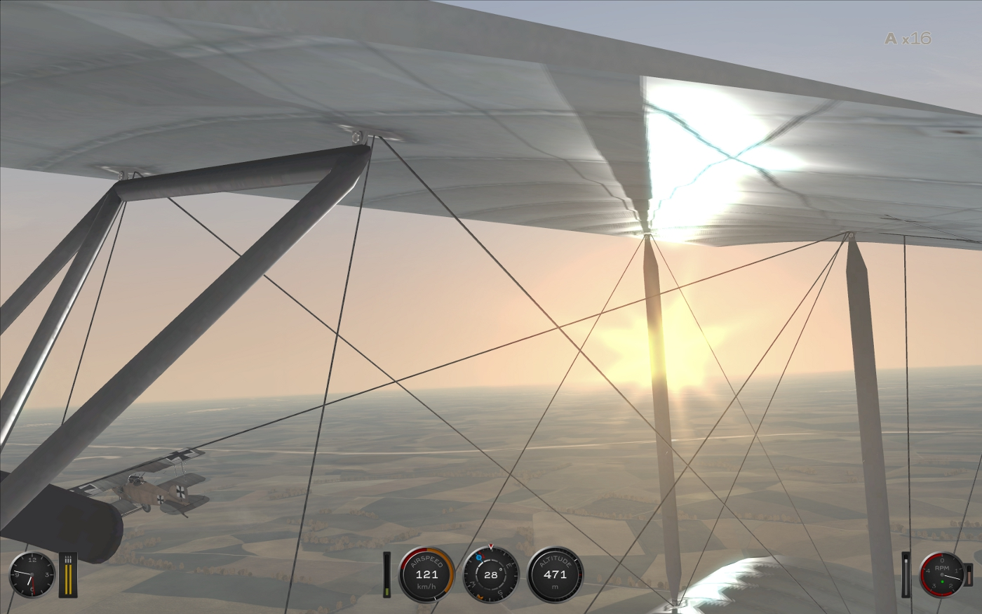 On fragile digital wings with beautiful planes