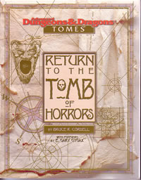 Return to the Tomb of Horrors