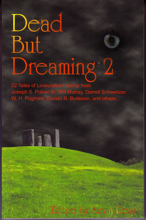 Dead but Dreaming 2 from Miskatonic River Press