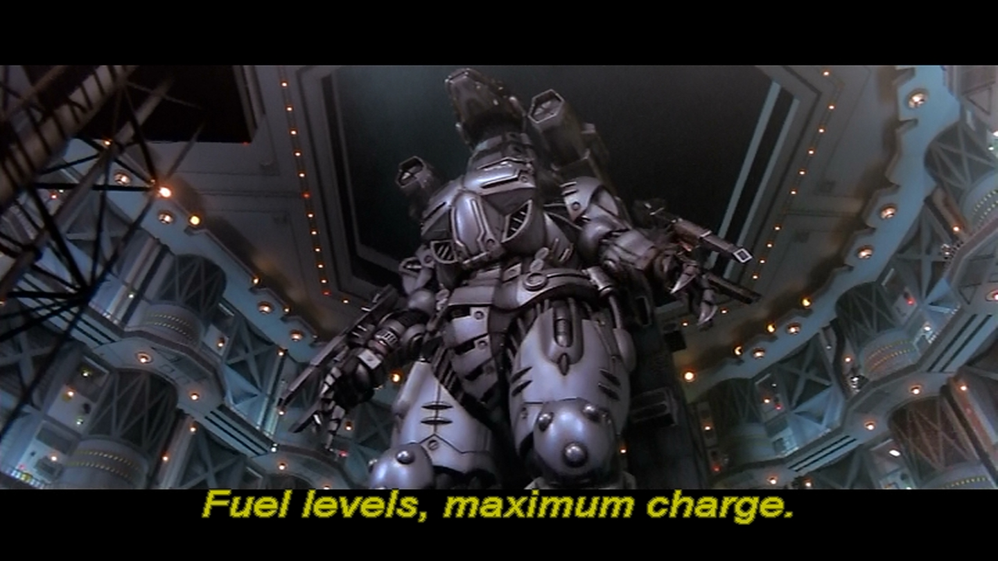 Problem is, if you're not interested in Mechagodzilla, this is excruciatingly dull.