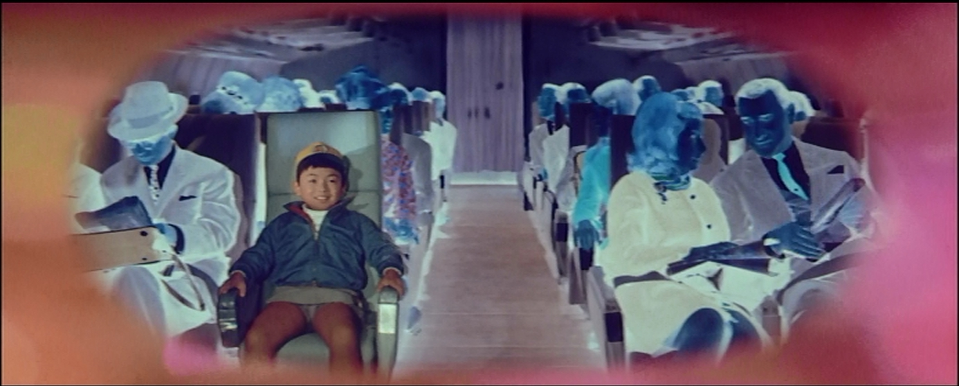 And now, we get rid of the rest of the passengers.