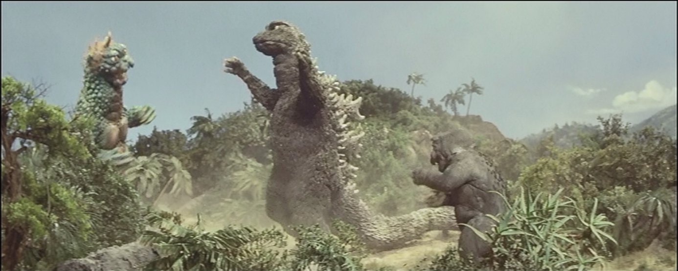 A Godzilla film with as little Godzilla as possible.