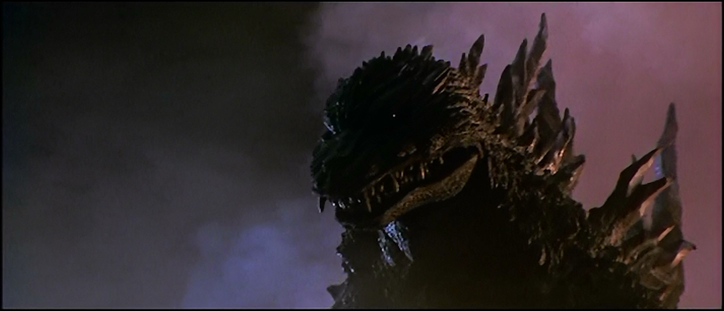 The badass Japanese Godzilla comes back.