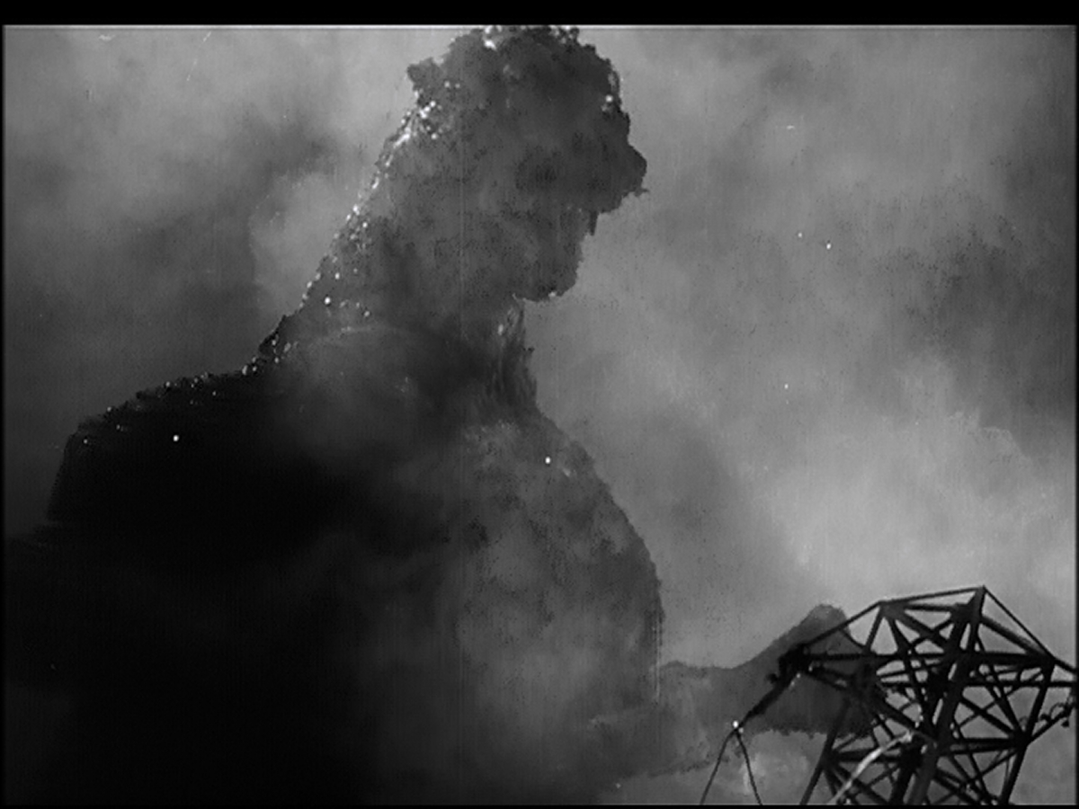Often imitated, never equalled.  Godzilla!