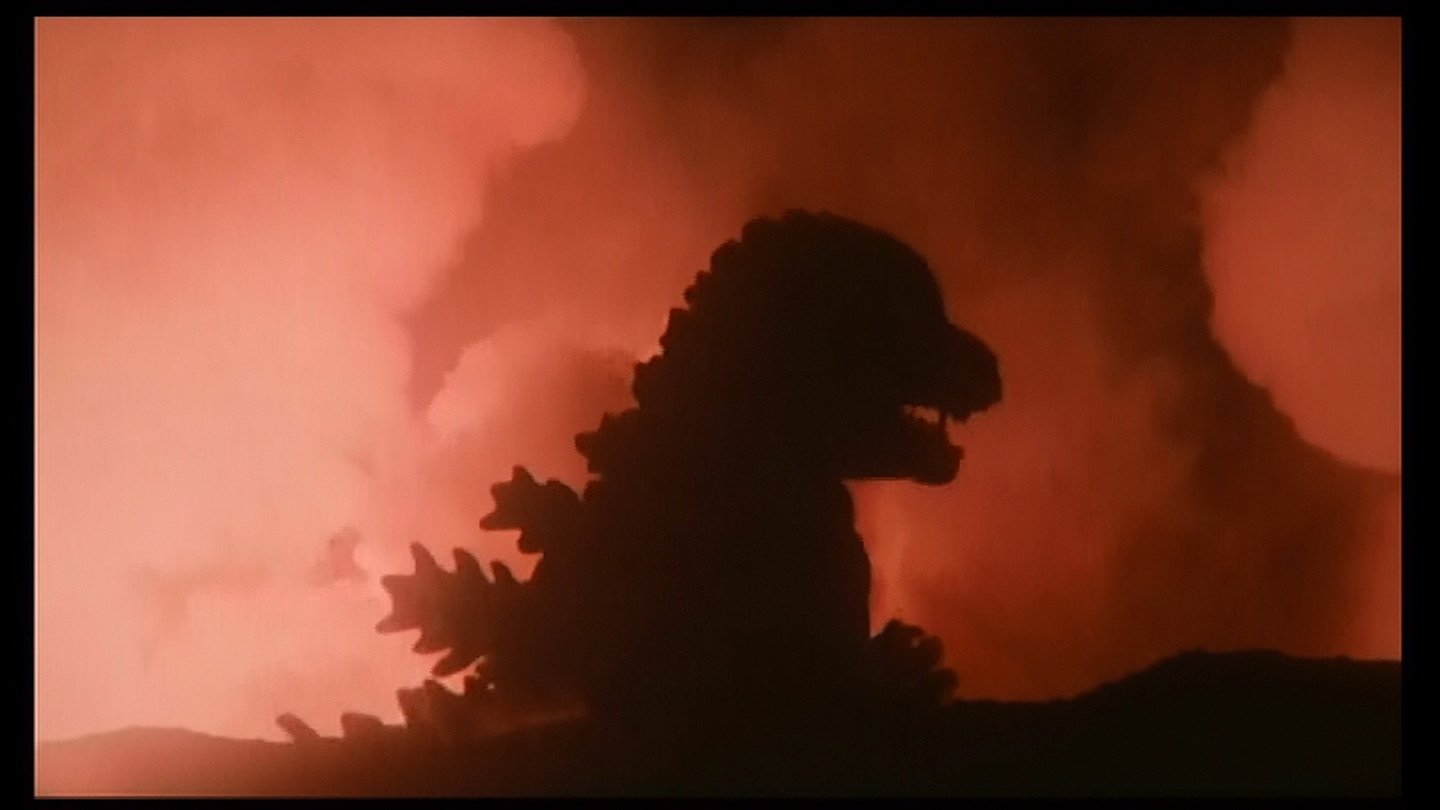Godzilla vs the Volcano