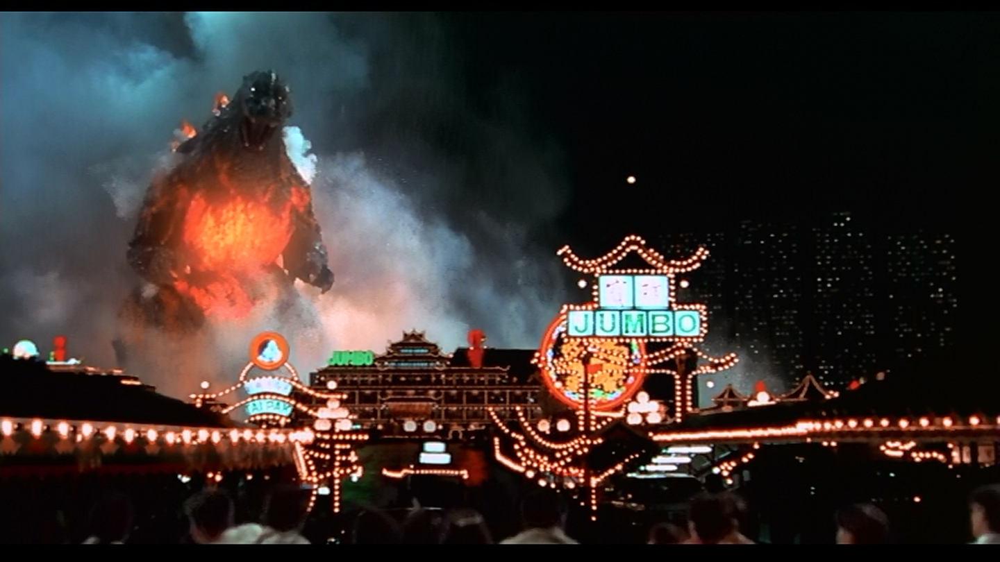 Godzilla gets heartburn, and everyone is screwed