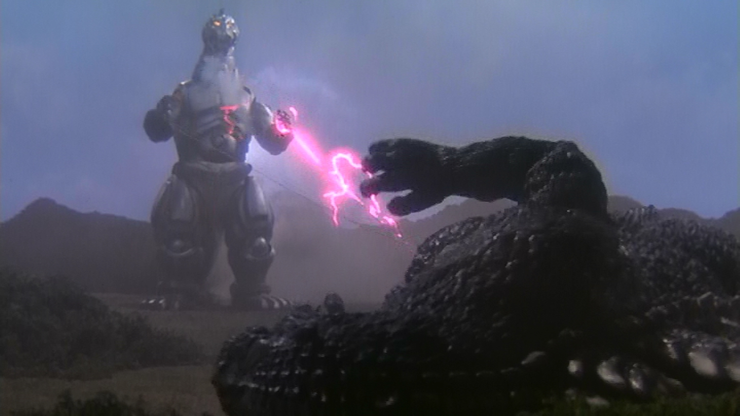 Power runs two ways, Mechagodzilla!