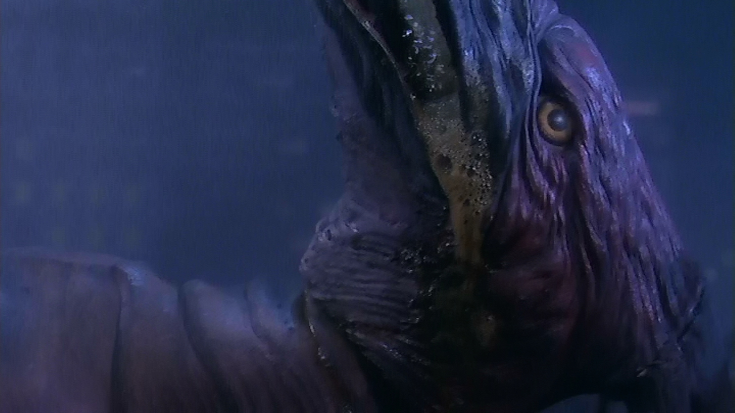 Rodan isn't feeling so good
