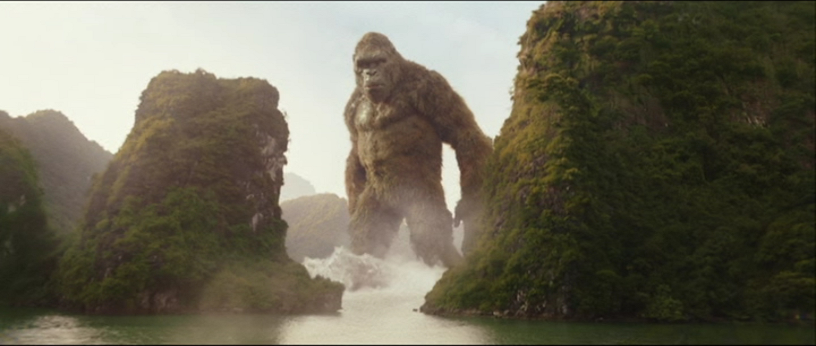 Kong, God-King of Skull Island