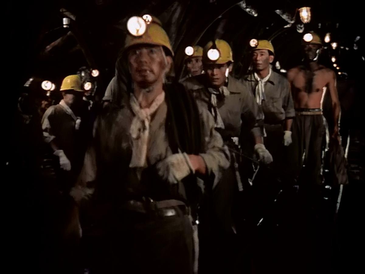 Those happy, happy miners.