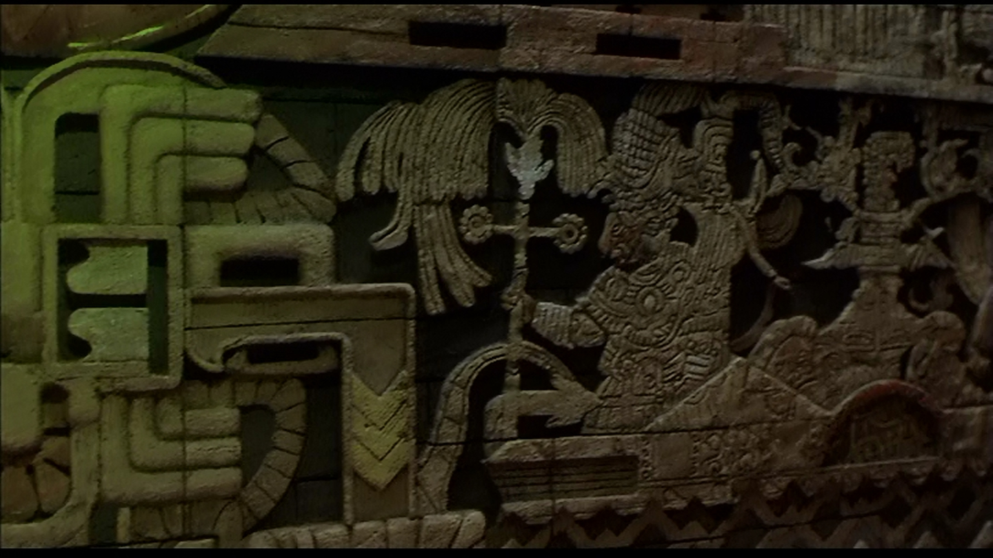 Still looking for the Godzilla in this relief