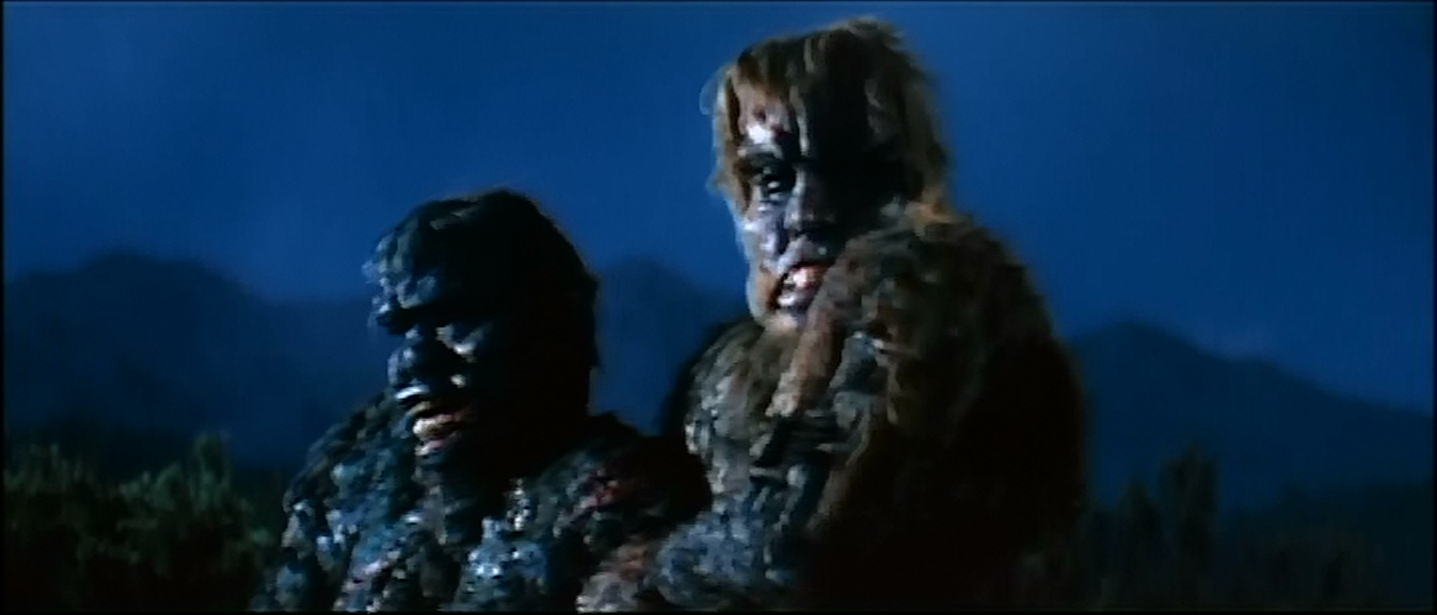 Gaira and Sanda, together at last.
