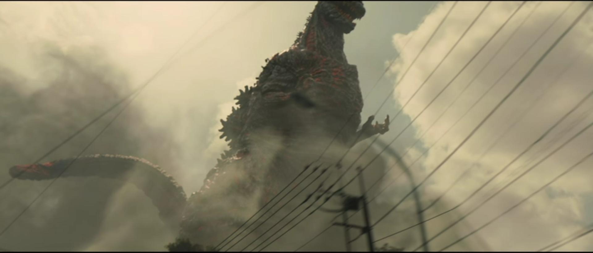 Big, bad Godzilla