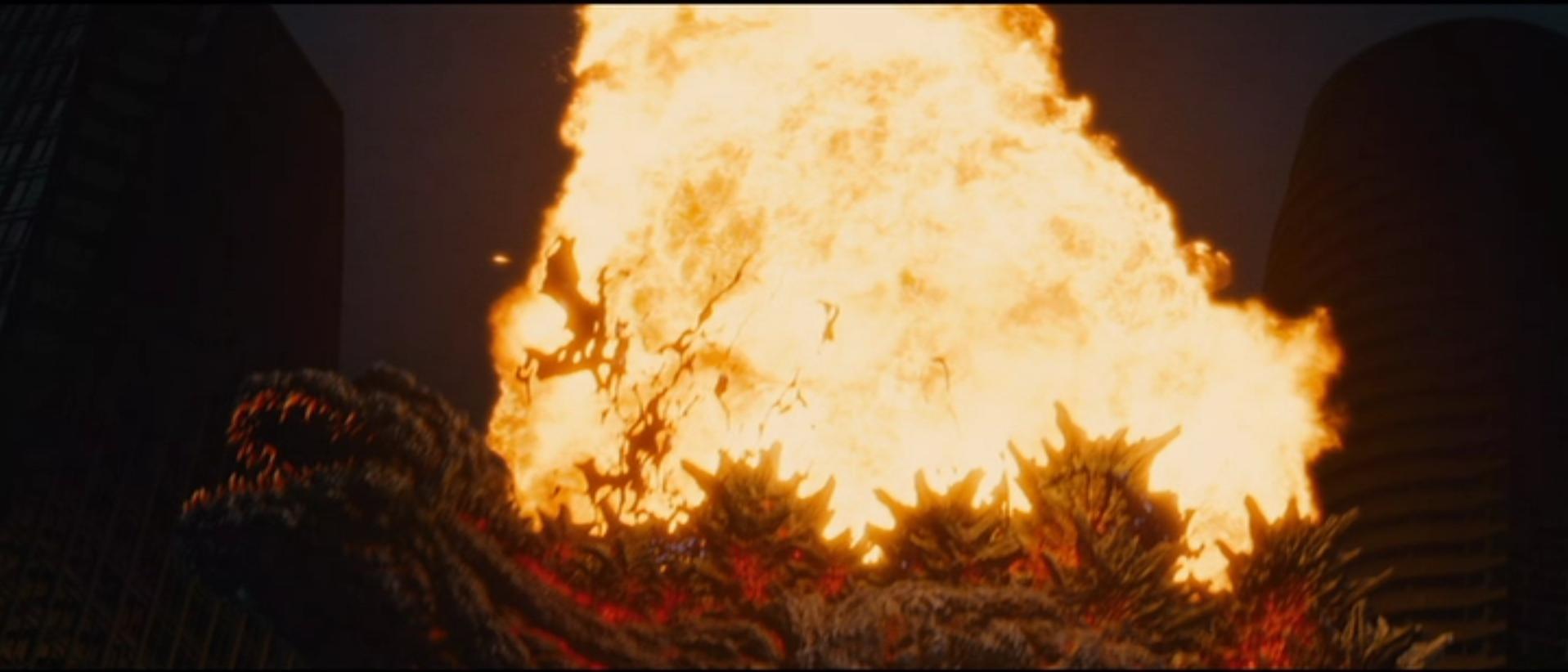 Hurting Godzilla, that's a good idea, right?
