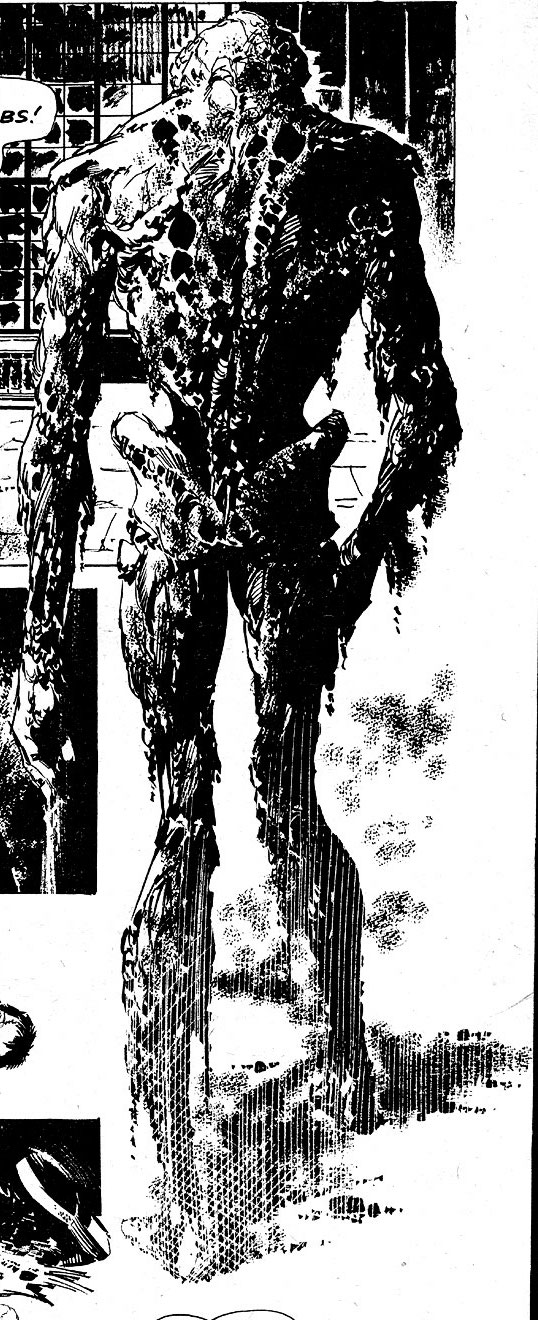 Atlas Comics' Bog Beast from Weird Tales of the Macabre #2