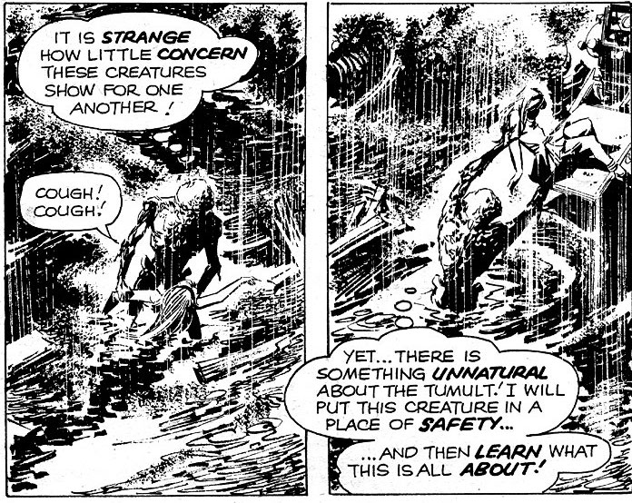 Atlas Comics' Weird Tales of the Macabre #2